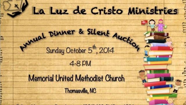 Annual Dinner and Silent Auction